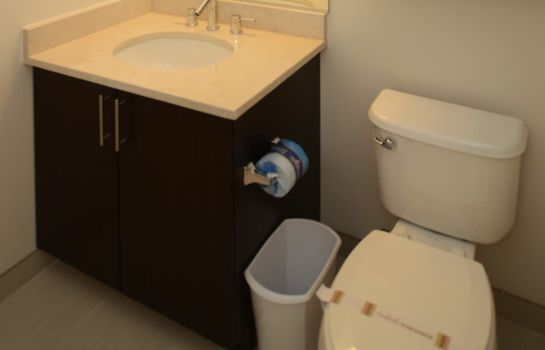 Cuarto de baño Northeast Suites at Evolve East Boston