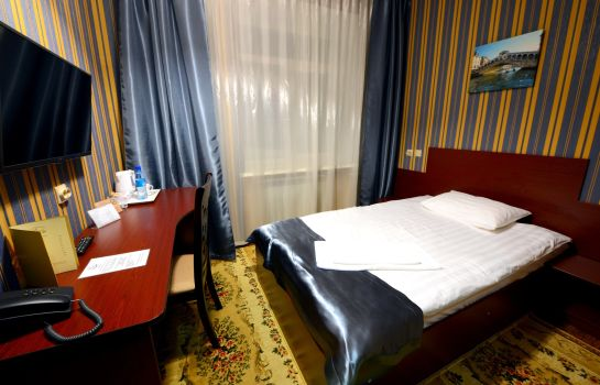 Single room (standard) Amur Hotel