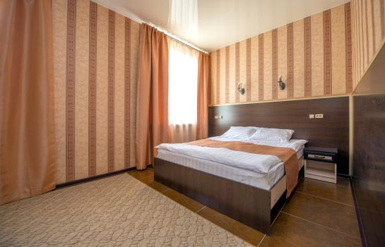 Single room (superior) Amur Hotel