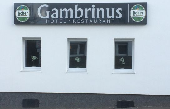 Exterior view Gambrinus