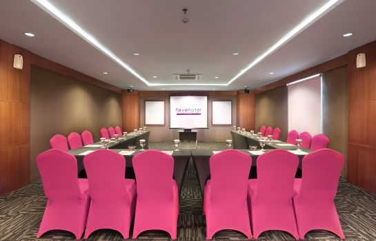 Meeting room favehotel Sunset Seminyak