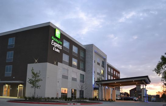 Buitenaanzicht Holiday Inn Express & Suites MCKINNEY - FRISCO EAST