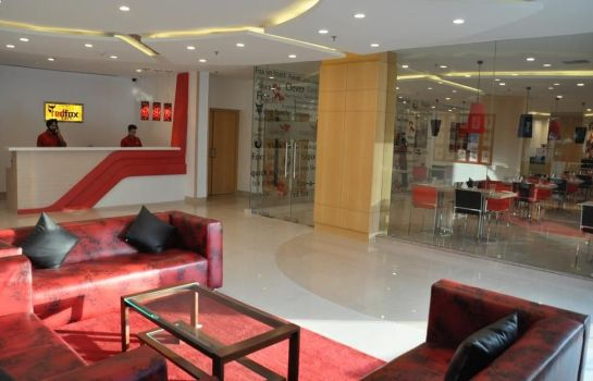 Hotelhalle Red Fox Hotel Chandigarh