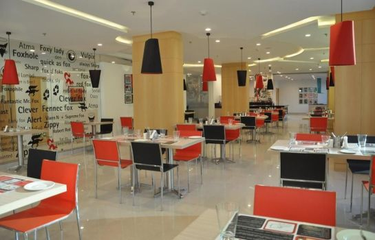 Restaurant Red Fox Hotel Chandigarh
