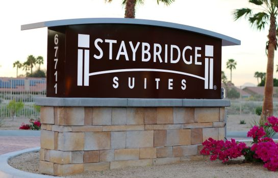 Exterior view Staybridge Suites CATHEDRAL CITY GOLF RESORT
