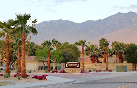 Widok zewnętrzny Staybridge Suites CATHEDRAL CITY - PALM SPRINGS