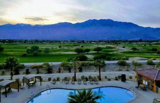 Vue extérieure Staybridge Suites CATHEDRAL CITY - PALM SPRINGS