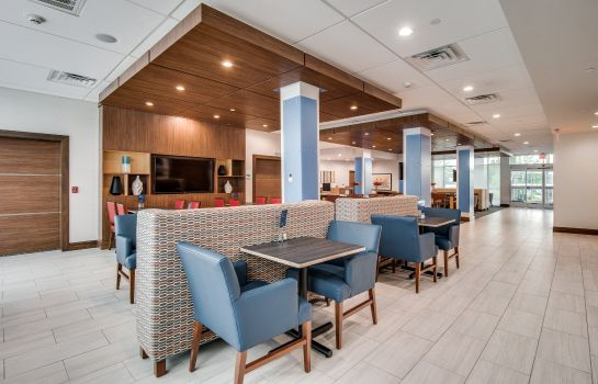 Restaurant Holiday Inn Express & Suites DALLAS NORTH - ADDISON