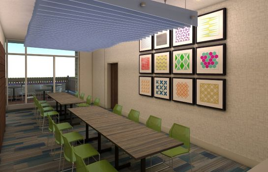 Sala de reuniones Holiday Inn Express & Suites DALLAS NORTH - ADDISON