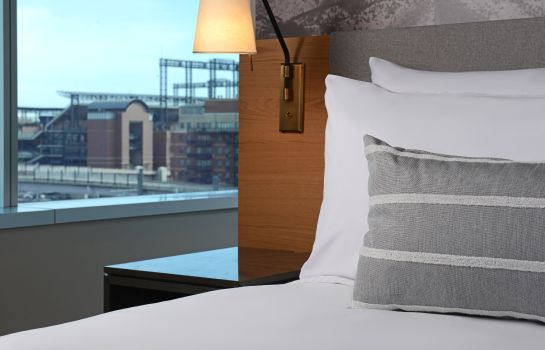 Chambre Hotel Indigo DENVER DOWNTOWN