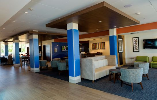 Hol hotelowy Holiday Inn Express & Suites MCKINNEY - FRISCO EAST