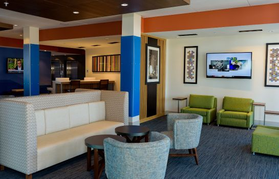 Hotelhalle Holiday Inn Express & Suites MCKINNEY - CRAIG RANCH