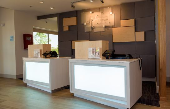 Hall de l'hôtel Holiday Inn Express & Suites MCKINNEY - FRISCO EAST