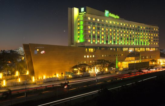 Exterior view Holiday Inn CHENNAI OMR IT EXPRESSWAY