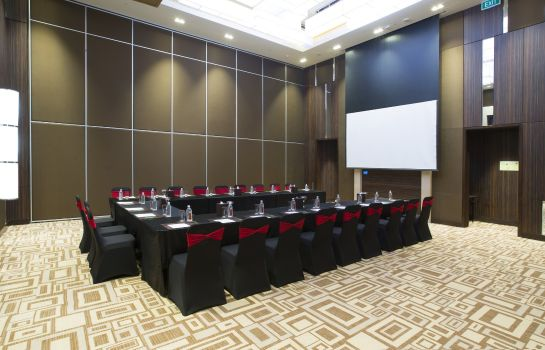 Conference room Holiday Inn CHENNAI OMR IT EXPRESSWAY
