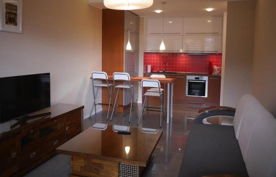 Kitchen in room Topas