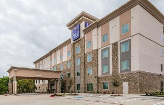 Exterior view Sleep Inn & Suites College Station