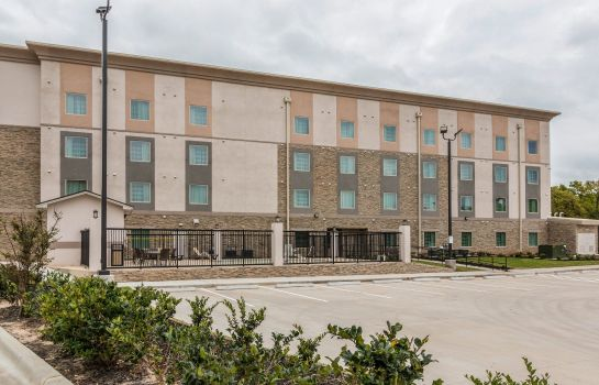 Vista exterior Sleep Inn and Suites College Station