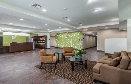 Hol hotelowy Sleep Inn & Suites College Station