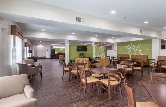 Restaurante Sleep Inn and Suites College Station