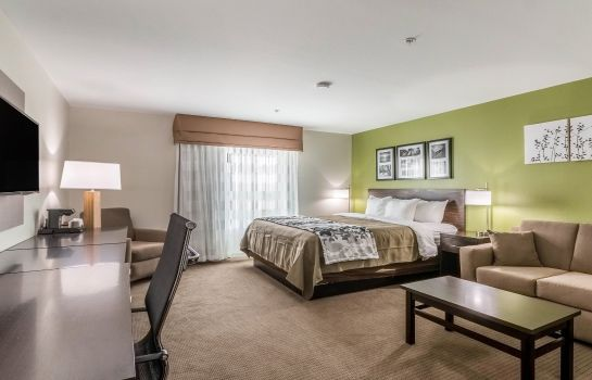 Room Sleep Inn & Suites College Station