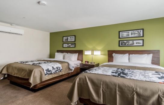 Chambre Sleep Inn & Suites College Station