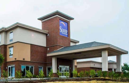 Vista exterior Sleep Inn and Suites Airport