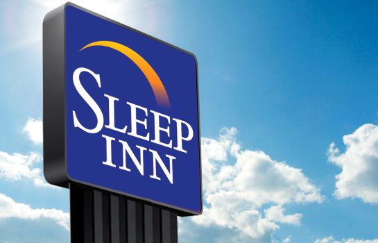 Buitenaanzicht Sleep Inn near JFK AirTrain