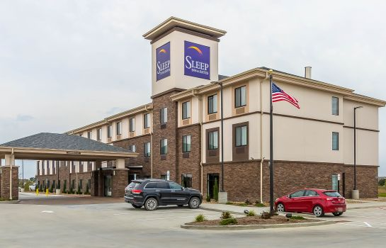 Außenansicht Sleep Inn & Suites O Fallon