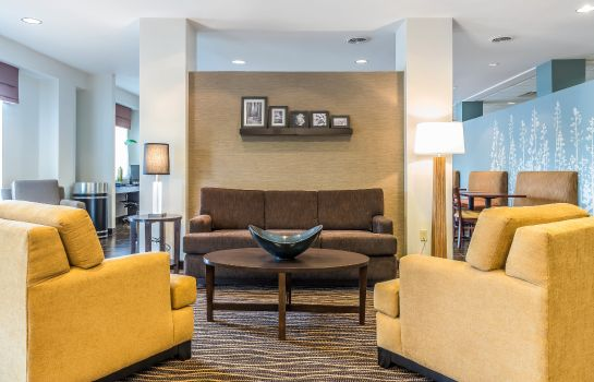 Hotelhal Sleep Inn and Suites Cumberland-LaVale