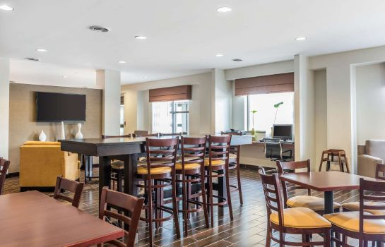 Restaurante Sleep Inn & Suites Cumberland-LaVale