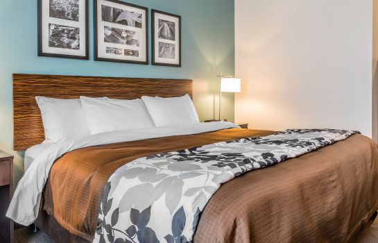 Suite Sleep Inn & Suites Cumberland-LaVale