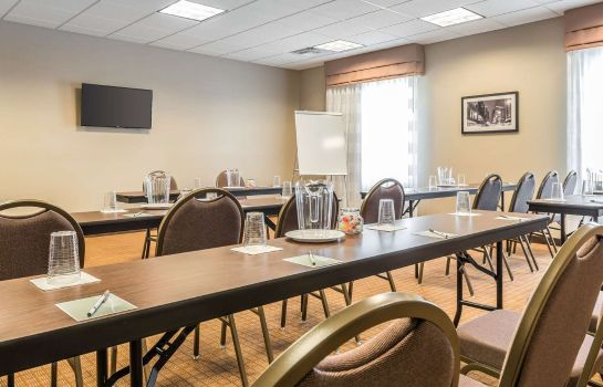 Conference room Sleep Inn and Suites Cumberland-LaVale