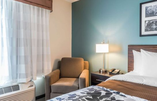 Room Sleep Inn and Suites Cumberland-LaVale
