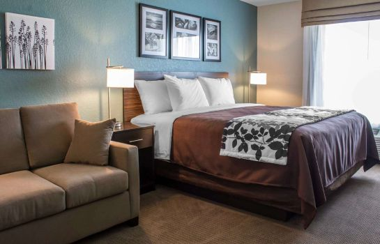 Suite Sleep Inn & Suites Fort Dodge