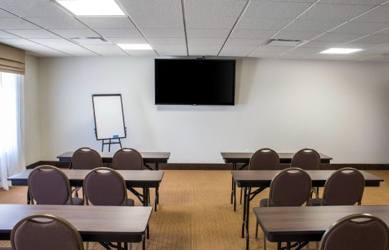 Sala de reuniones Sleep Inn & Suites Fort Dodge