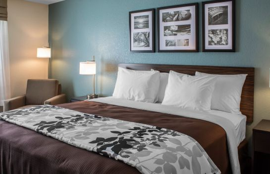 Camera Sleep Inn & Suites Fort Dodge