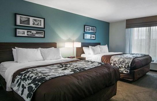 Habitación Sleep Inn & Suites Fort Dodge