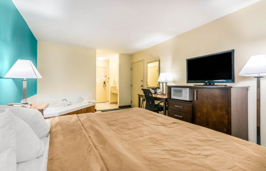 Room Quality Inn Loudon-Concord