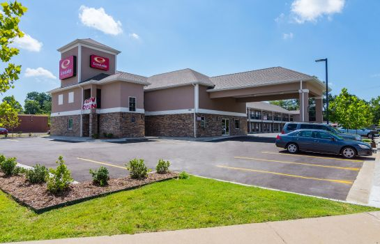 Buitenaanzicht Econo Lodge Inn & Suites North Little Rock near Riverfront