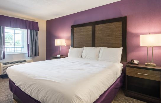Zimmer Econo Lodge Inn & Suites North Little Rock near Riverfront