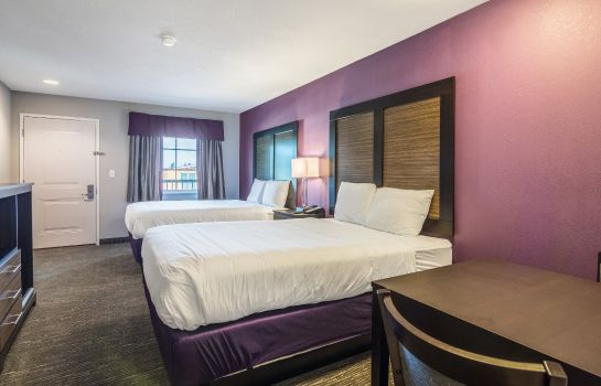 Habitación Econo Lodge Inn & Suites North Little Rock near Riverfront