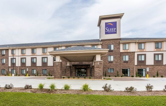 Buitenaanzicht Sleep Inn & Suites O Fallon
