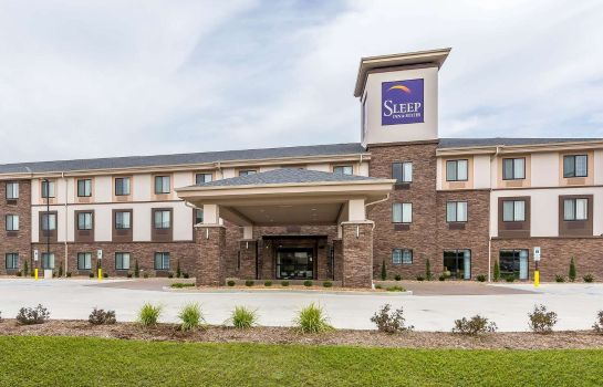 Außenansicht Sleep Inn and Suites O Fallon