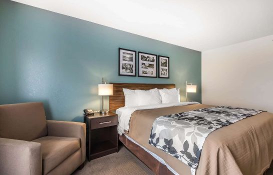 Chambre Sleep Inn and Suites O Fallon