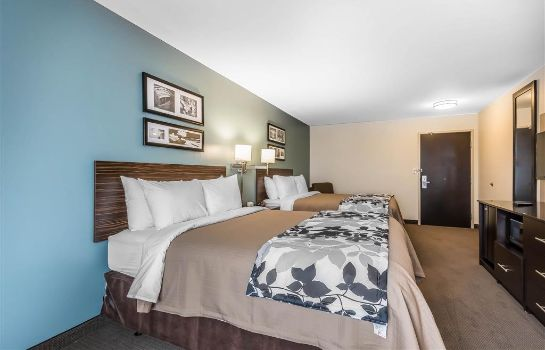 Zimmer Sleep Inn and Suites O Fallon