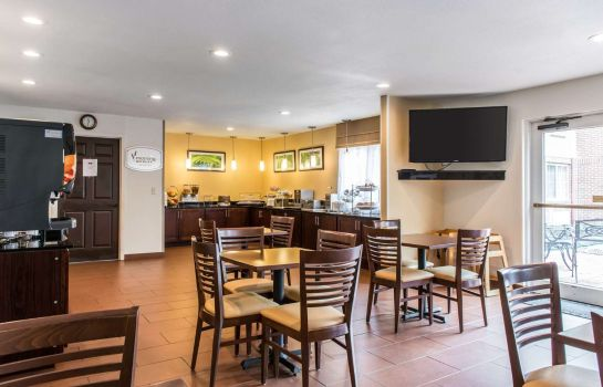 Restaurante Sleep Inn & Suites Pittsburgh