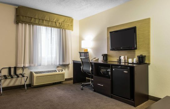 Habitación Sleep Inn & Suites Pittsburgh