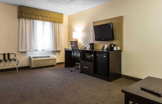 Pokój Sleep Inn & Suites Pittsburgh