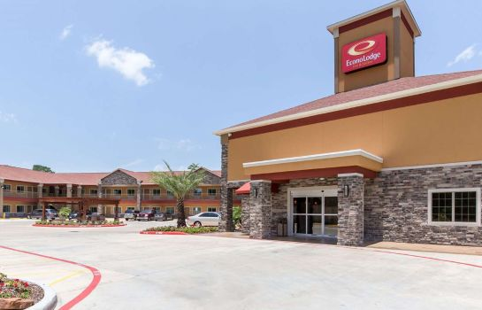 Vista exterior Econo Lodge Inn & Suites Spring - Houston North